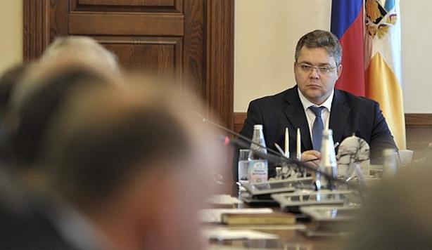 Фото с официального сайта губернатора Ставропольского края Владимира Владимирова