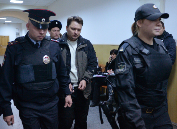 Александр Круглов, диспетчер аэропорта