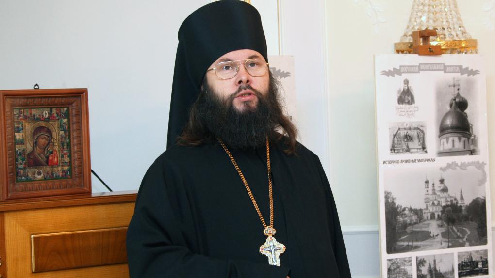 Наместник Ново-Иерусалимского монастыря игумен Феофилакт (Безукладников)