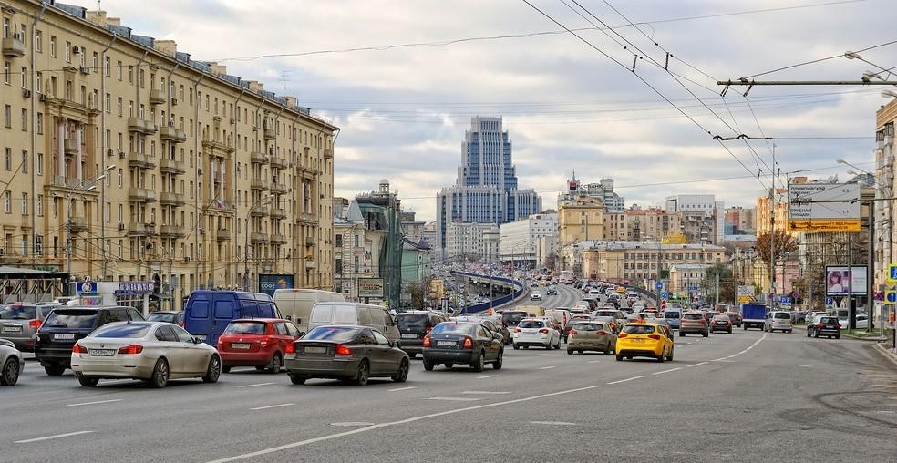 Малая Сухаревская площадь