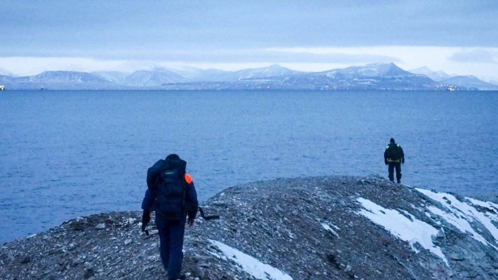 Поиски экипажа российского вертолета Ми-8 в Норвегии