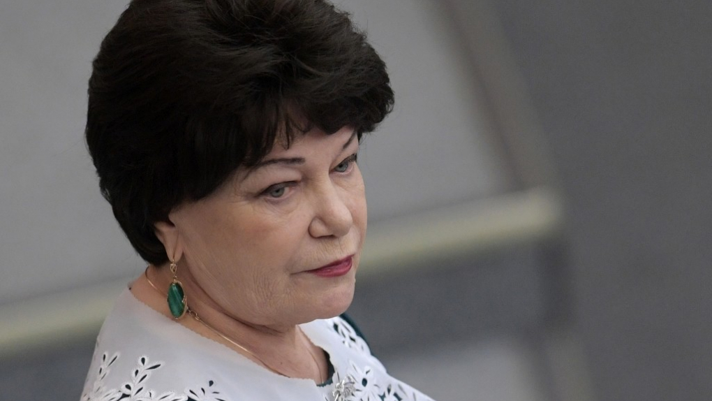 Депутат Госдумы Тамара Плетнева.