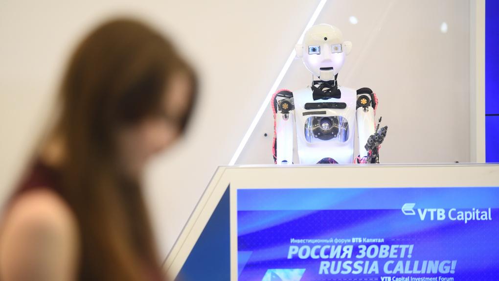Робот-коллектор ВТБ: «Мне нужна твоя одежда, ботинки имотоцикл»