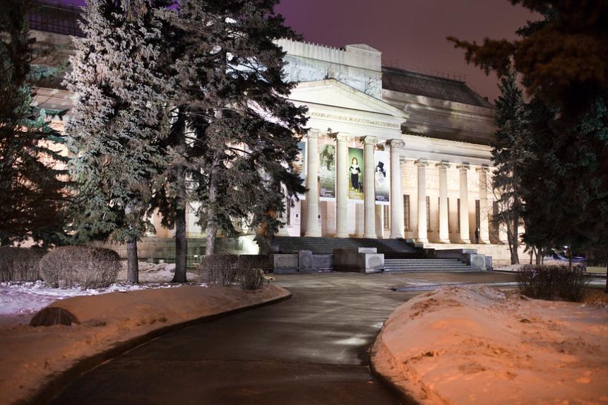 ВГМИИ имени Пушкина открывается выставка работ изнеаполитанского музея Каподимонте