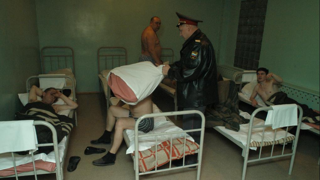 Москва. Медицинский вытрезвитель. 2003 год