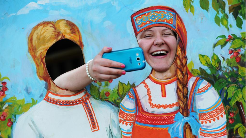 Инструктаж МВД РФ по безопасному селфи в Рязани