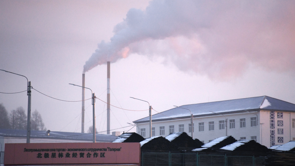 Лесопильный завод