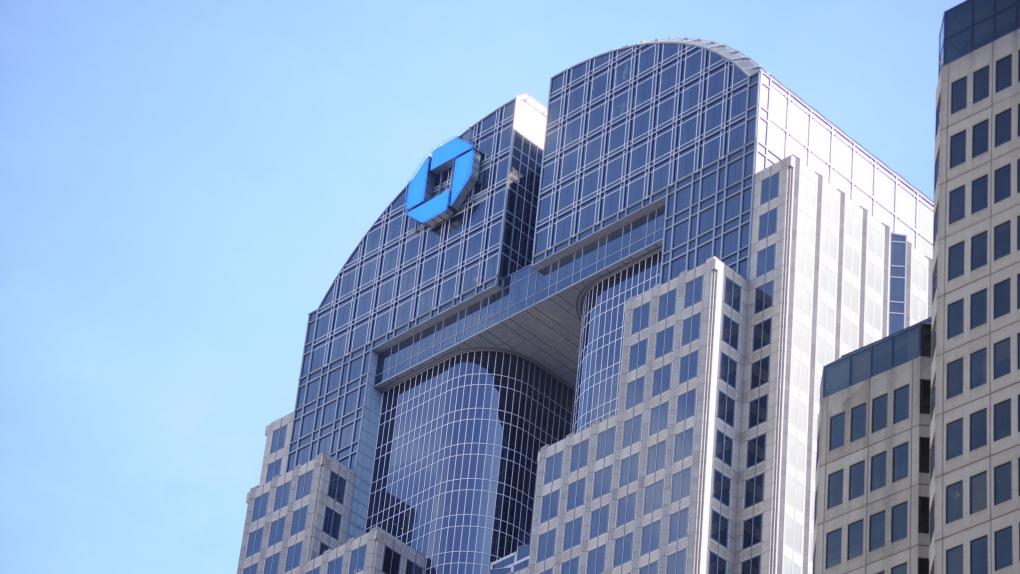 Здание JPMorgan Chase