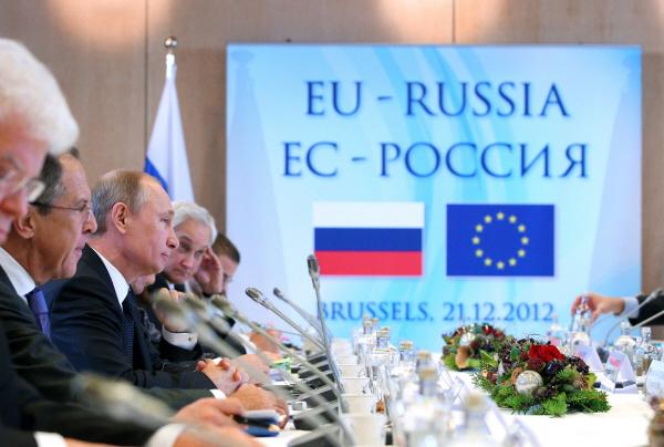 Традиционный саммит РФ-ЕС в декабре 2012 года