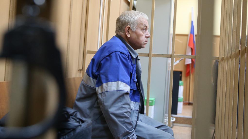 Заседание суда по делу водителя снегоуборочной машины Владимира Мартыненко
