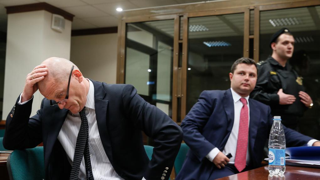 Адвокаты Владимира Евтушенкова в Басманном суде г.Москвы