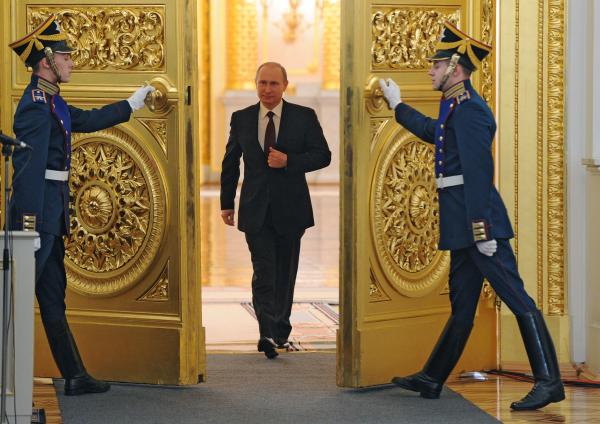Фото - Михаил Климентьев / РИА Новости