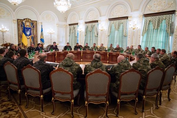 Военнослужащие батальона