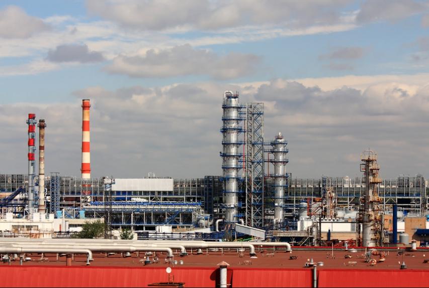 Московский НПЗ в Капотне