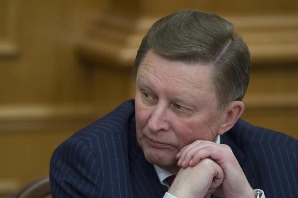 На фото: Руководитель администрации президента РФ Сергей Иванов