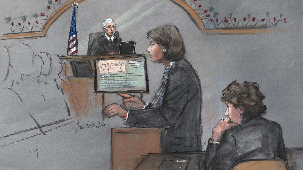 Судебное заседание по делу о теракте на Бостонском марафоне