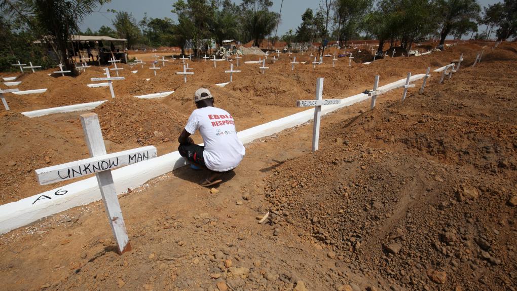 День памяти погибших от лихорадки Эбола в Либерии