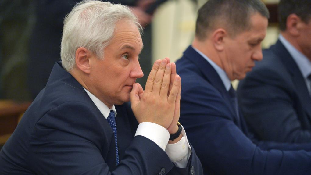На фото: Помощник президента РФ Андрей Белоусов