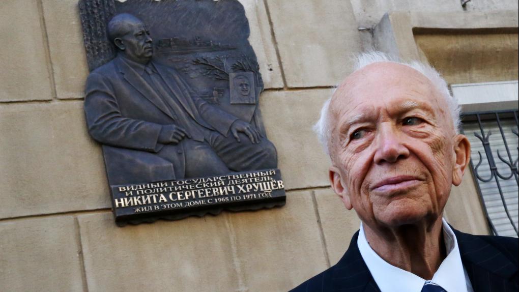 Ученый и публицист Сергей Хрущев