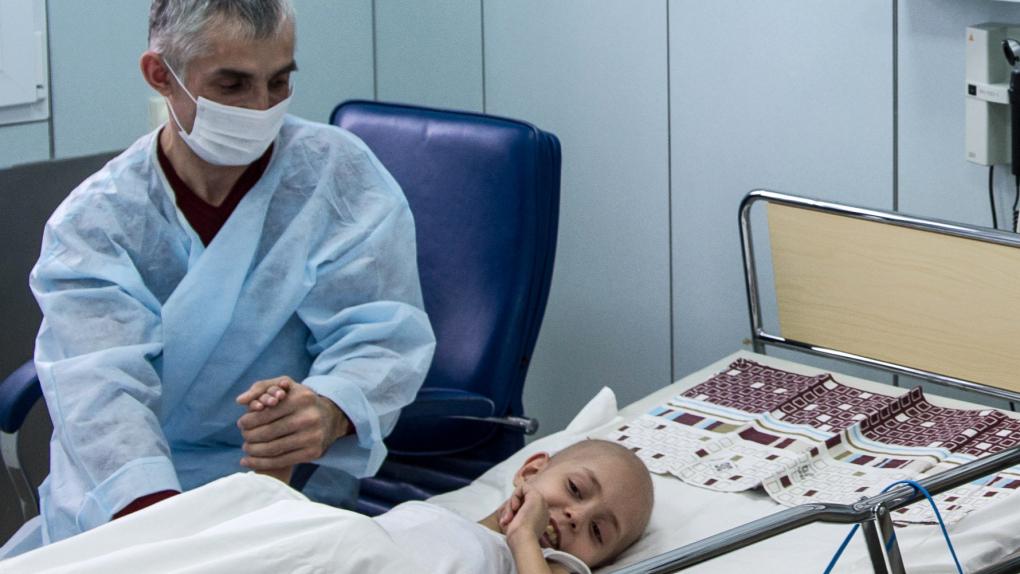 Свердловский областной Центр детской онкологии и гематологии