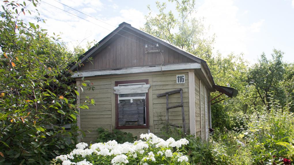 Дом, где был задержан Олег Белов