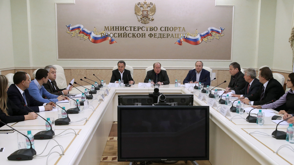 Экстренное заседание президиума Всероссийской федерации легкой атлетики