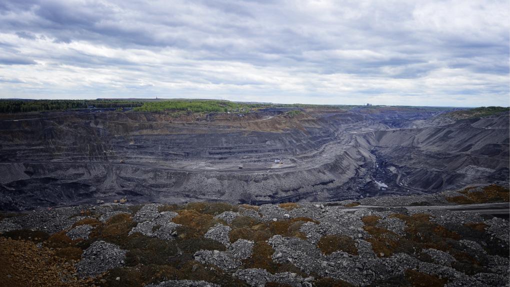 Угольный разрез Черниговский