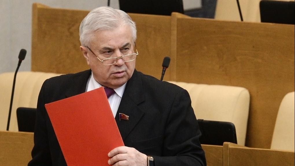 Автор законопроекта о штрафах за каминг-аут, депутат КПРФ Иван Никитчук