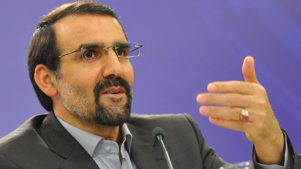 Фото: Мехди Санаи, посол Ирана в Москве