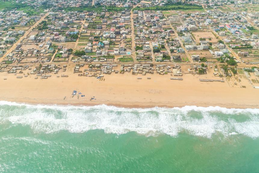 Порт Котону, Республика Бенин