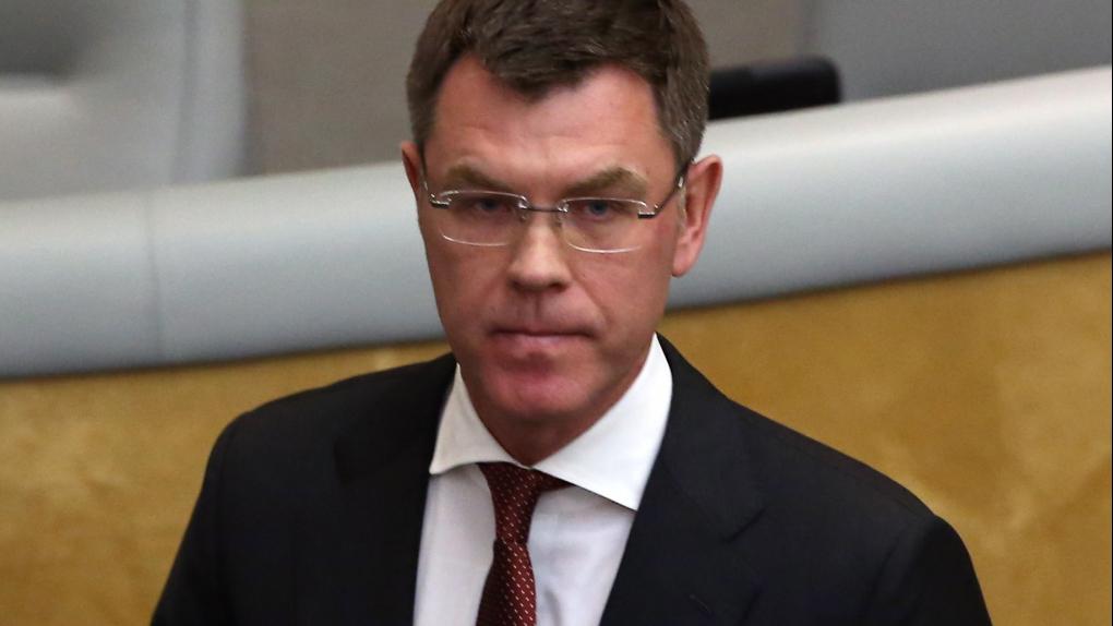 глава Федеральной службы судебных приставов РФ Дмитрий Аристов
