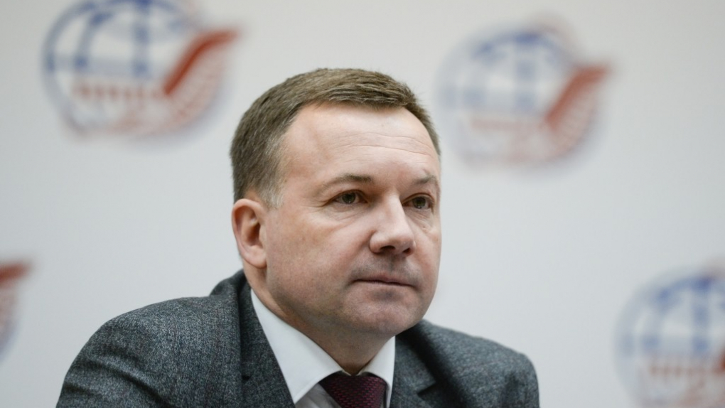 Юрий Лончаков, бывший начальник ЦПК