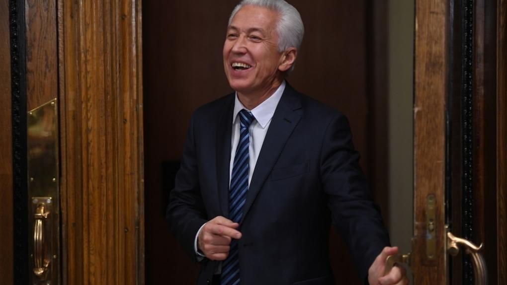 Врио главы Дагестана Владимир Васильев.