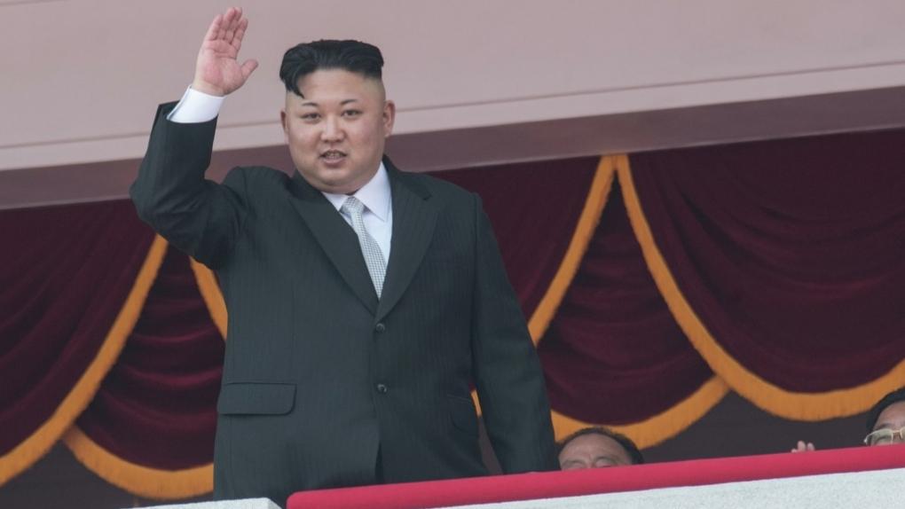 Глава КНДР Ким Чен Ын.