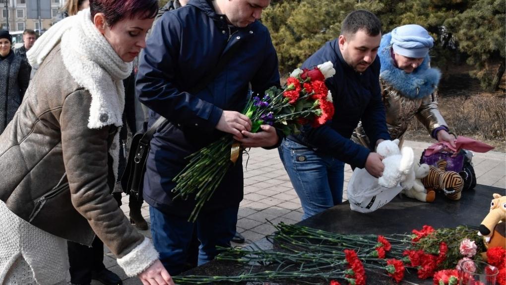 Владивосток. 27 марта