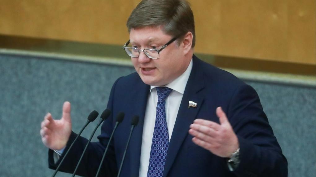 Депутат Андрей Исаев