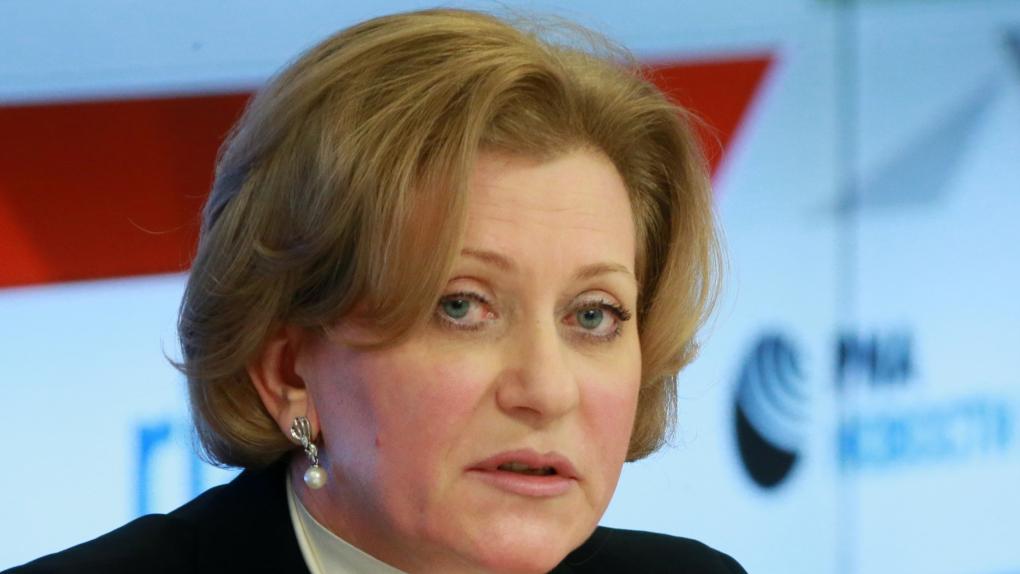 Главный государственный санитарный врач РФ Анна Попова