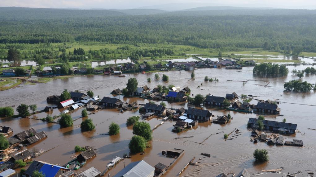 Водителей предупредили о перекрытии федеральной трассы в Иркутской области и дорог в Красноярском...