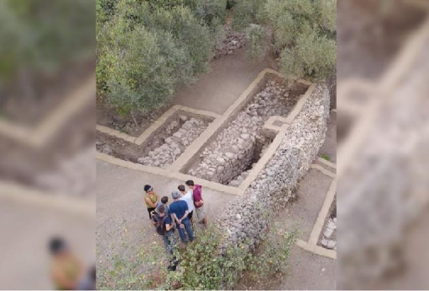 Раскопки в Кирьт Йеариме