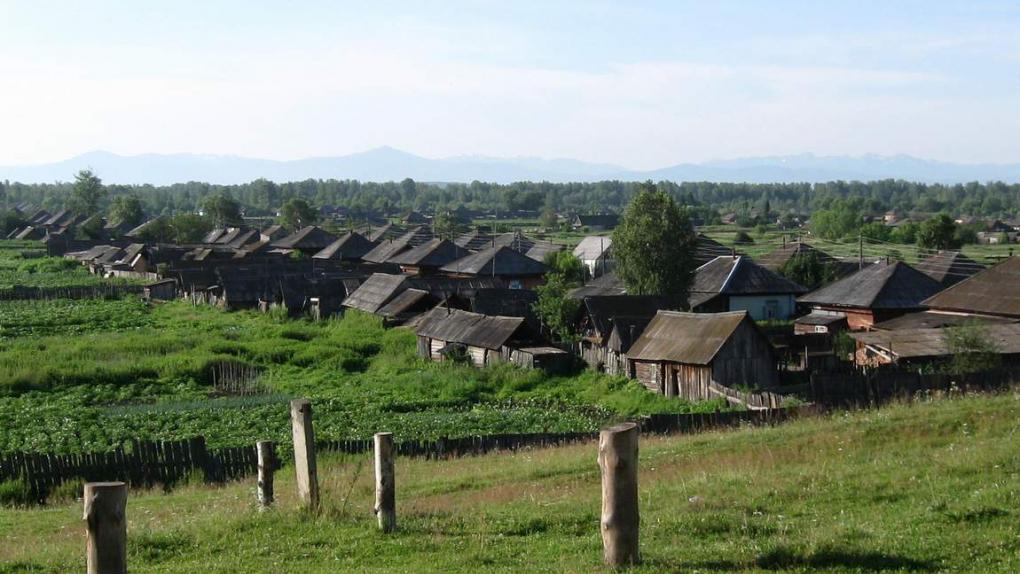 Фото деревня цепели орловский район изменений заметно