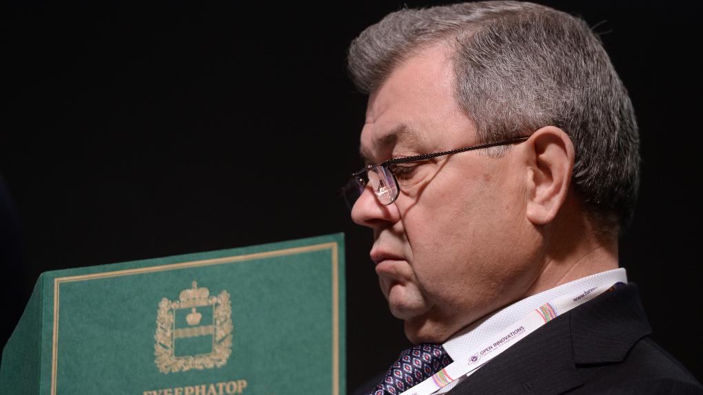 Глава Калужской области Анатолий Артамонов